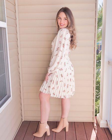 Valentine's Day dresses 💌🤍 http://liketk.it/36tD0 #liketkit @liketoknow.it #LTKunder50 white dress, spring dress