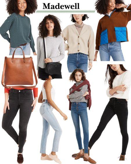 Madewell sale. Black Friday sales. Madewell jeans. Skinny jeans. Straight jeans. http://liketk.it/31X69 #liketkit @liketoknow.it #LTKgiftspo #LTKsalealert #LTKunder100