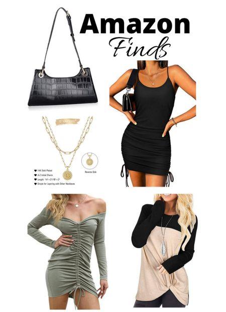 Summer and sweater dress. And necklace. http://liketk.it/3jllN @liketoknow.it #liketkit #LTKunder50 #LTKstyletip #LTKunder100 #LTKtravel #LTKbeauty