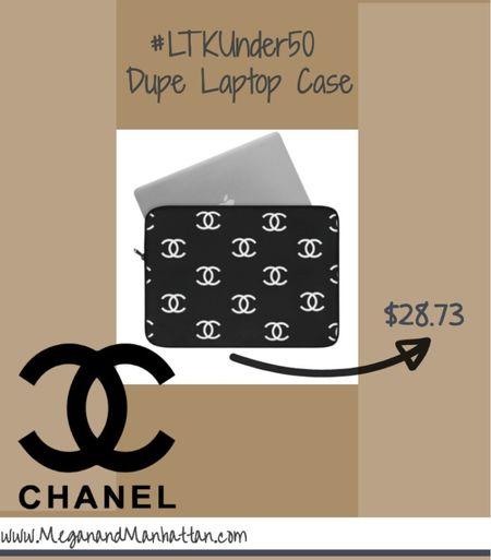 Designer dupe computer accessories   #LTKworkwear #LTKtravel #LTKunder100