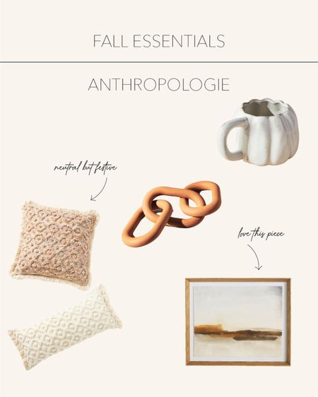 Fall Essentials | These subtle yet festive pieces are the perfect way to incorporate the new season into your home ✨  #LTKSeasonal #LTKstyletip #LTKhome