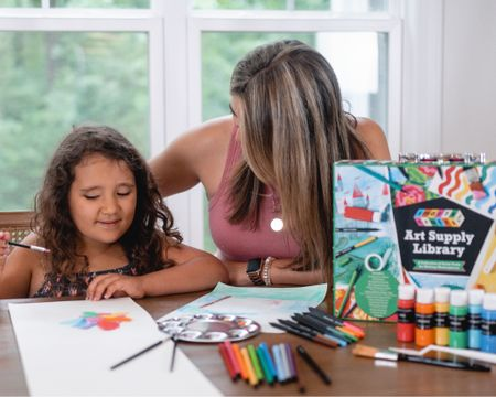 Crafting kids activities from @walmart! Smarts and Crafts kits for kids. @liketoknow.it http://liketk.it/3hFYA #liketkit #LTKfamily #LTKkids #LTKunder50 #walmart
