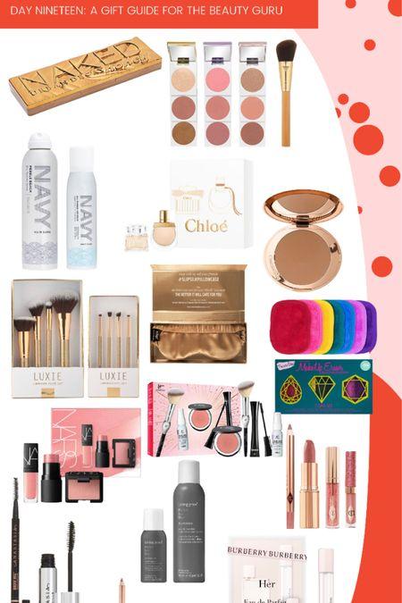 http://liketk.it/31NkE #liketkit @liketoknow.it #LTKgiftspo #LTKbeauty #beautygiftguide #giftguideforher A Gift Guide For The Beauty Guru
