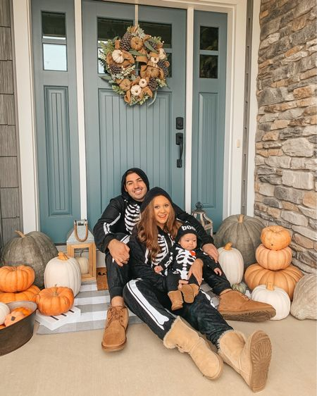 Halloween costume. Family Halloween costume. Baby girl costume. Skeleton costume. Matching family. Family matching. Mommy and me. Family costumes. Amazon finds. Fall outdoor decor. Fall front porch. Fall decor. Last  Minute costume   #LTKHoliday #LTKSeasonal #LTKfamily
