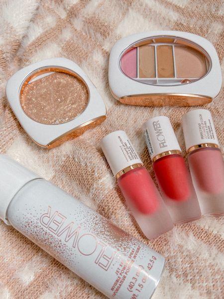Makeup, setting spray powder, liquid  lipsticks, highlighter, concealer palette   #LTKunder50 #LTKGiftGuide #LTKbeauty