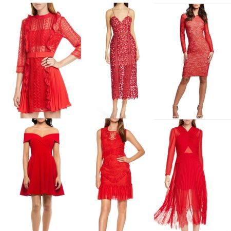http://liketk.it/30O6v Introducing the red lace cocktail dress you need for this holiday season! This would be so fab as fall wedding guest dresses or even for Christmas family photos 😍❤️ linked a few options at different price points. This cocktail dress will for sure be on major repeat this holiday season for me! It runs tts too! Linked a dupe from amazon fashion for my ysl heart eye sunglasses that are only $9! Also a few different white designer Gucci crossbody bags and more affordable white bags too! http://liketk.it/2FIyl #liketkit @liketoknow.it #LTKunder50 #LTKunder100 #LTKstyletip #LTKshoecrush #LTKwedding #LTKitbag