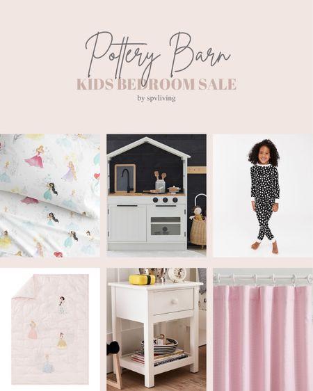 Pottery Barn Kids Sale! Kids bedroom ideas. #pinkbedroom #littlegirlsroom #girlsrooms #bedroomideas #potterybarnkids   #LTKkids #LTKhome #LTKfamily