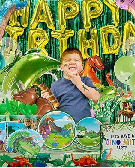 #dinosaur #toddlerbirthday http://liketk.it/3h1BE #liketkit @liketoknow.it #LTKbaby #LTKfamily #LTKunder50