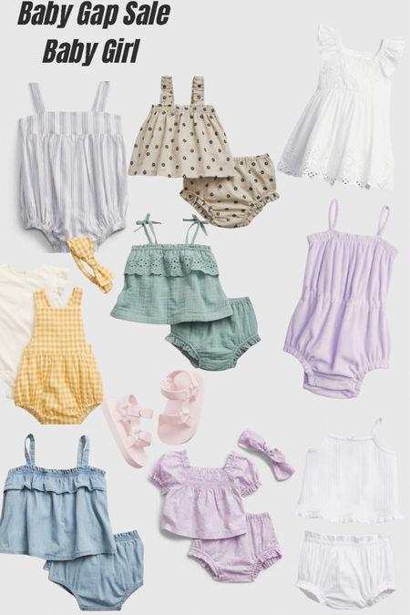 Baby gap sale! Girls choices 💕 http://liketk.it/3gtQl @liketoknow.it #liketkit
