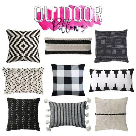 http://liketk.it/3hDiS #liketkit @liketoknow.it #LTKhome #patio #outdoordecor Outdoor Pillows