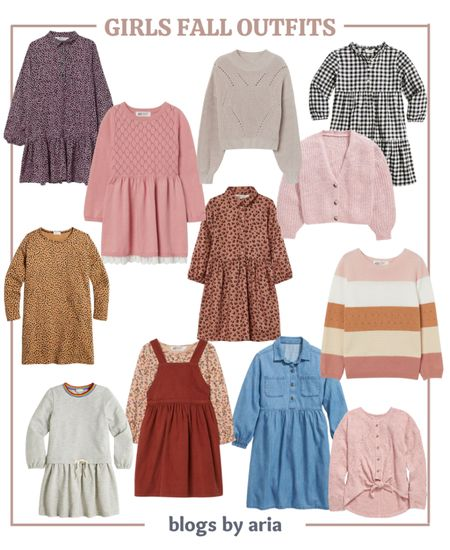 Girls fall outfit ideas Fall fashion for girls  Fall clothes for girls   #LTKkids #LTKfamily #LTKSeasonal