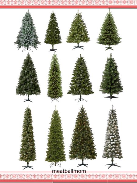 Christmas Trees from Target                  #ltkholidaystyle #ltkfamily Christmas trees, target home decor, artificial Christmas trees, target Christmas and holiday decor, holiday decorating ideas, Christmas tree style, holiday style   #LTKhome #LTKFall #StayHomeWithLTK http://liketk.it/2Z6mG #liketkit @liketoknow.it