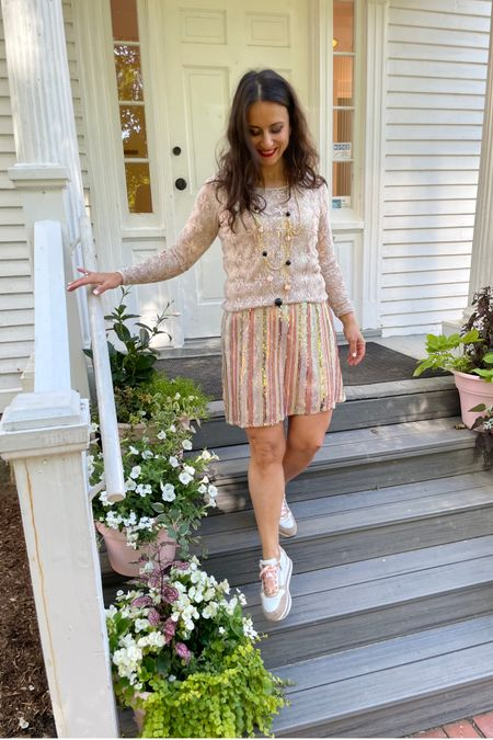 Sequin dress for daytime? Why not!!  #sequindress #casuallook #chiclook #sneakers http://liketk.it/3ja75 #liketkit @liketoknow.it #LTKshoecrush #LTKunder50 #LTKstyletip Shop your screenshot of this pic with the LIKEtoKNOW.it shopping app Shop my daily looks by following me on the LIKEtoKNOW.it shopping app Download the LIKEtoKNOW.it shopping app to shop this pic via screenshot You can instantly shop my looks by following me on the LIKEtoKNOW.it shopping app