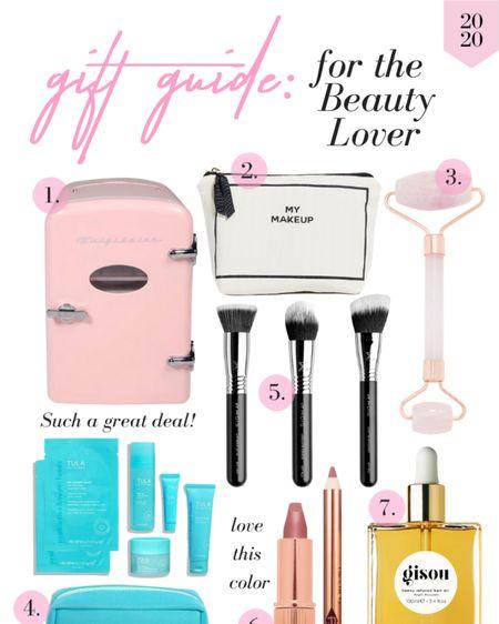 Gift guide for the beauty lover http://liketk.it/34elB #LTKgiftspo #LTKbeauty #LTKunder50 #liketkit @liketoknow.it