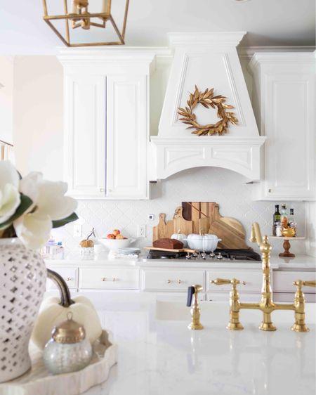 Kitchen decor, Amazon home decor, Amazon finds, fall decor, autumn decor   #LTKhome