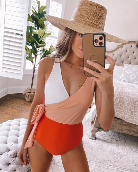 Amazon Prime Day deal! This swimsuit is on sale, it's very flattering and lots of coverage in the back. http://liketk.it/3i32C #liketkit @liketoknow.it #LTKunder50 #LTKswim #LTKsalealert