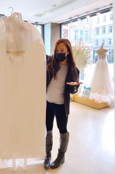 Picked up my wedding dress, eek, so exciting!  👰🏻♀️💍🎉 #bridetobe #ootd   #LTKeurope #LTKwedding #LTKunder50