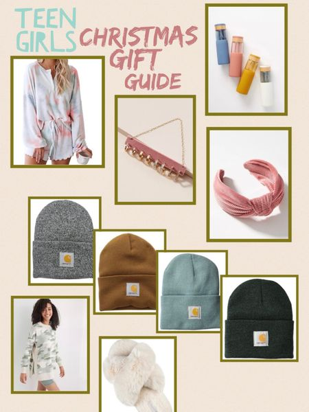 Teen girl gift guide! These items are perfect for teen girls and women! http://liketk.it/31Zwj #liketkit @liketoknow.it #LTKgiftspo