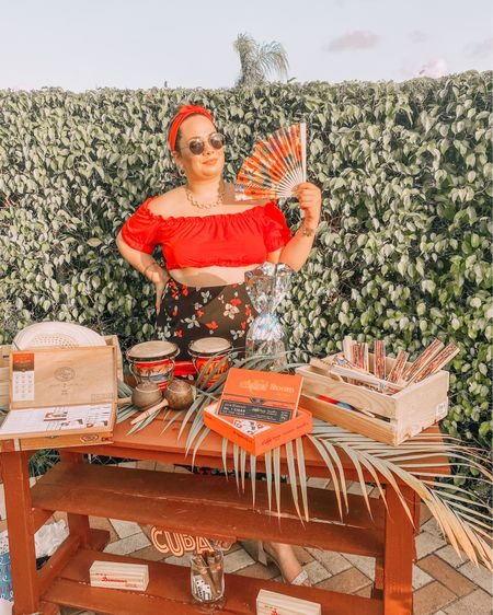 𝐇𝐚𝐯𝐚𝐧𝐚 𝐨𝐨𝐡 𝐍𝐚 𝐍𝐚!   Outfit link in bio:  http://liketk.it/3fQtg ✨ _ #njblogger#cubanblogger#ootd#whatsinmycloset#targetstyle#target#havananights#cuba#bloggersononstagram#affordablestyles#whatiwear#fashionlooks#lifestyleblogger#annieferran#fashionista#fashionlooks#lovetoshop#florida#themedparty #liketkit @liketoknow.it