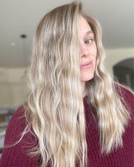 Loving my new hair waver!! http://liketk.it/33HMf #liketkit @liketoknow.it #LTKfamily #LTKstyletip #LTKhome @liketoknow.it.home Download the LIKEtoKNOW.it shopping app to shop this pic via screenshot
