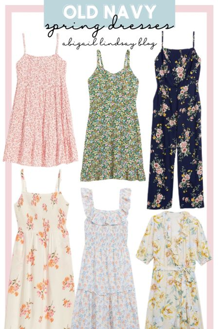 The most gorgeous dresses for Spring, all on sale from Old Navy! 👗 Perfect for Easter! 🌸 http://liketk.it/3betX #liketkit @liketoknow.it #LTKSpringSale #LTKsalealert #LTKunder50 Shop your screenshot of this pic with the LIKEtoKNOW.it shopping app