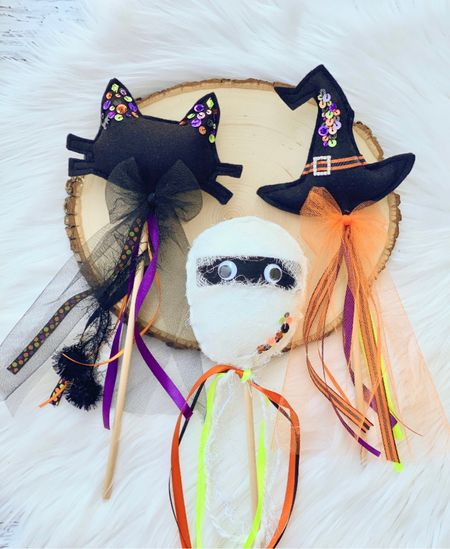 Cute Halloween basket wands Halloween Wands Halloween basket ideas  Follow my shop on the @shop.LTK app to shop this post and get my exclusive app-only content!  #liketkit #LTKSeasonal #LTKkids #LTKHoliday @shop.ltk http://liketk.it/3nGFJ  #LTKbaby #LTKunder50 #LTKkids