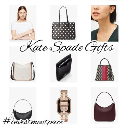 From bags to little sparkles, these would make great gifts for any woman in your life (or you!) #investmentpiece   #LTKitbag #LTKunder100 #LTKGiftGuide