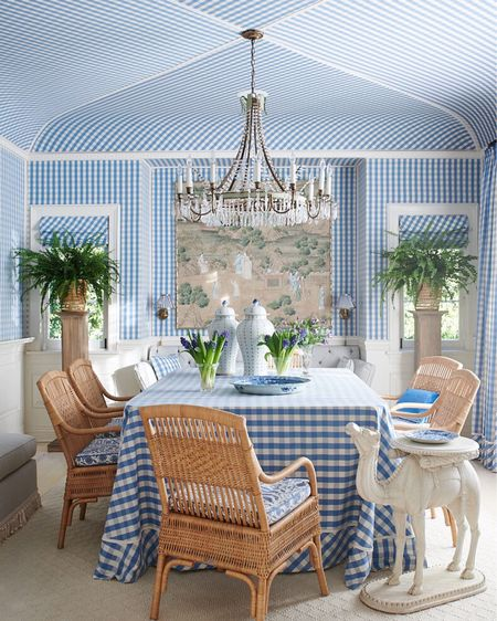 All things #blueandwhite! Read our interview with Mark D. Sikes and shop our favorites from the edit! #LTKhome http://liketk.it/3cWHX #liketkit @liketoknow.it