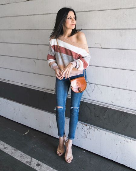 I have 32 striped tops, dresses, tees and skirts. And this is just one. Now 40% OFF! http://liketk.it/2rf5i #liketkit #LTKSaleAlert  Screenshot or 'like' this pic to shop the product details from the new LIKEtoKNOW.it app, available now from the App Store! @liketoknow.it