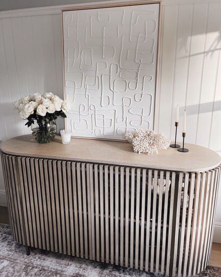 Console table, entry table, living room decor, stylinaylinhome @liketoknow.it #liketkit http://liketk.it/3ifGG   #LTKhome #LTKstyletip #LTKunder100