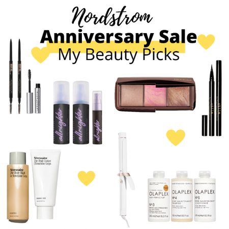 These are my favorite beauty finds from the #nsale Nordstrom sale!! I have some and will hopefully be able to order the rest once opened to the public. Can't wait! http://liketk.it/3jVNm #liketkit @liketoknow.it #LTKbeauty #LTKsalealert #LTKunder100
