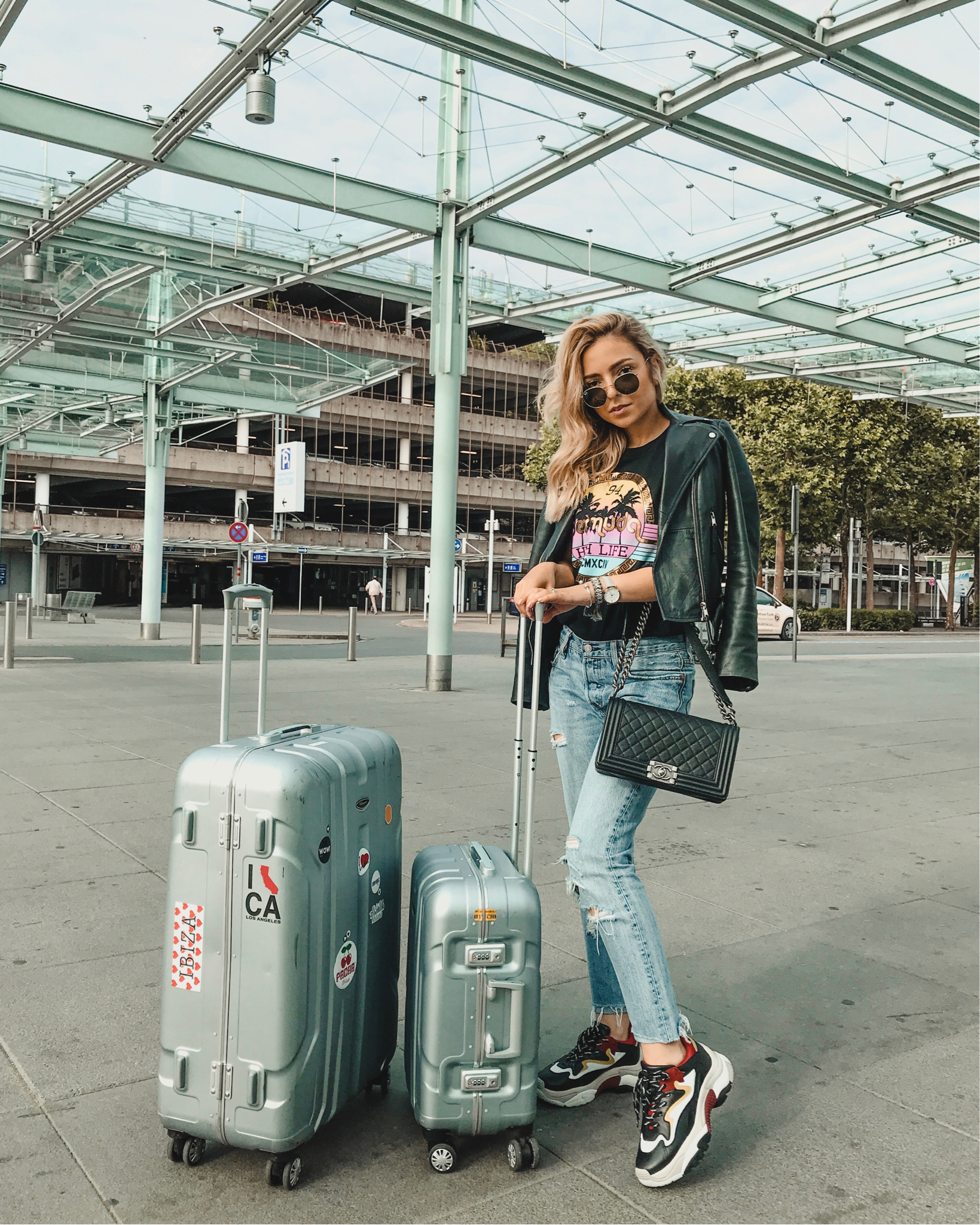 8dc9041a36ea 5 Airport Outfit Looks You Can Shop - LikeToKnowIt