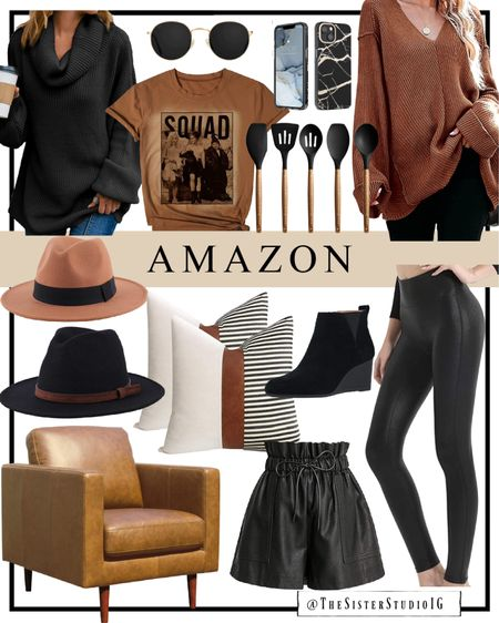 Today's Amazon finds! Fashion for fall and home decor!     #LTKstyletip #LTKhome