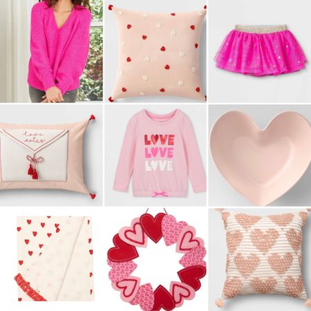 So much L💗VE for Target's Valentine's collection! http://liketk.it/35vyE #liketkit @liketoknow.it #LTKkids #LTKVDay #LTKSeasonal @liketoknow.it.home You can instantly shop my looks by following me on the LIKEtoKNOW.it shopping app