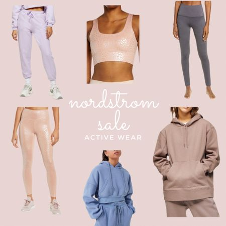 nordstrom sale activewear items! joggers, sports bras, leggings, and sweatshirts all on major sale! #LTKsalealert #LTKfit #LTKunder100 http://liketk.it/3gPi7 #liketkit @liketoknow.it You can instantly shop all of my looks by following me on the LIKEtoKNOW.it shopping app