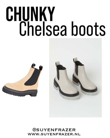 The best Chunky Boots out there!   #LTKshoecrush #LTKstyletip #LTKunder50