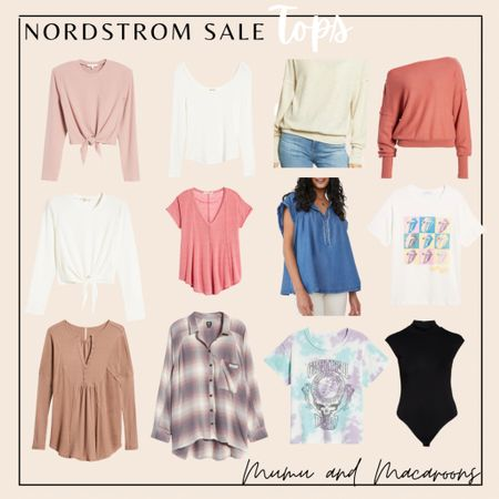 Nordstrom Anniversary Sale Tops http://liketk.it/3jSPC #liketkit @liketoknow.it