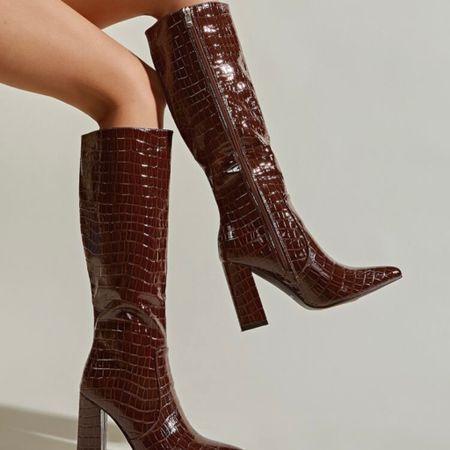 #fall #fall2021 # boots #trending #heels     #LTKGiftGuide #LTKshoecrush #LTKunder100