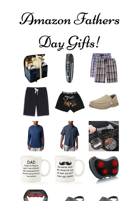 Amazon Father's Day gift guide! Mugs, crocs, shirts, beard trimmers, massagers, and much more!  @liketoknow.it.home @liketoknow.it.family #LTKmens #LTKhome #LTKunder50 @liketoknow.it #liketkit http://liketk.it/2Qrkl