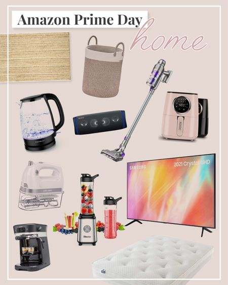 From iconic jute rugs to air fryers - this is an edit of the best home purchases for amazon prime day http://liketk.it/3i3CC #liketkit @liketoknow.it #LTKunder100 #LTKunder50 #LTKsalealert
