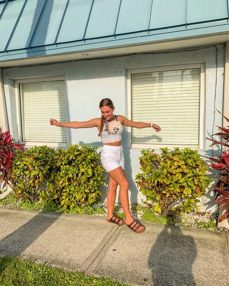 My favorite pair of denim shorts from American eagle! http://liketk.it/3djNr #liketkit @liketoknow.it