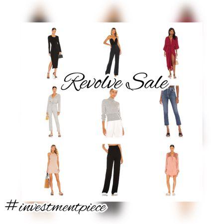 Shop the @revolve sale this weekend! #investmentpiece   #LTKstyletip #LTKSeasonal #LTKsalealert