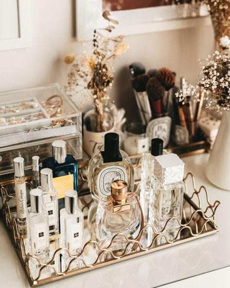 Favorite perfume collection   http://liketk.it/2Goid #liketkit @liketoknow.it #LTKbeauty #LTKhome