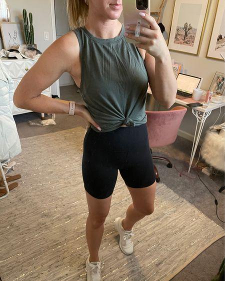 Got my biker shorts from lululemon!! I sized down. So comfy @liketoknow.it #liketkit http://liketk.it/3ibQx #LTKunder100 #LTKstyletip #LTKfit