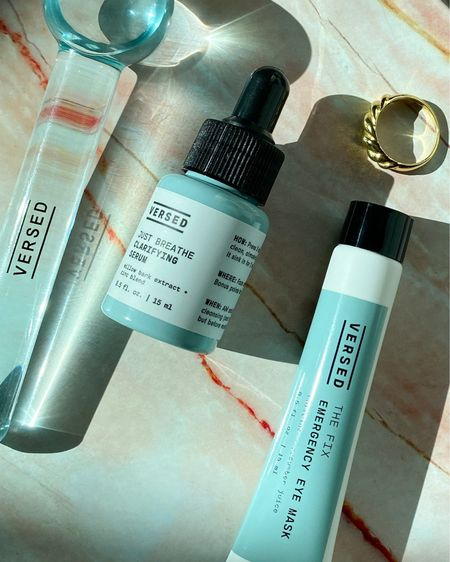 VERSED THE BIG CHILL Winter Gift Set is the perfect skincare gift for someone looking to get into skincare   #LTKsalealert #LTKgiftspo #LTKbeauty