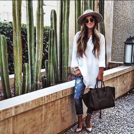 End-of-summer style courtesy of @huntforstyles (and our Lysa pump). Shop it at #Nordstrom! http://liketk.it/2p5Qr @liketoknow.it #liketkit #WearITtoWork