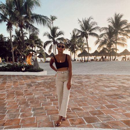Easy beach vacation outfit http://liketk.it/38QAs #liketkit @liketoknow.it #LTKtravel #LTKstyletip #LTKunder100