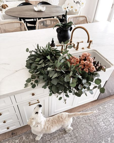 Kitchen decor, kitchen counter, home decor, summer home decor, amazon flower finds, Linking similar finds to help you recreate this look, stylinaylinhome @liketoknow.it #liketkit http://liketk.it/3ifv3                       #LTKhome #LTKstyletip #LTKunder100