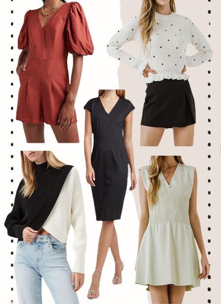 Express finds! fall style   #LTKSeasonal #LTKunder100 #LTKstyletip