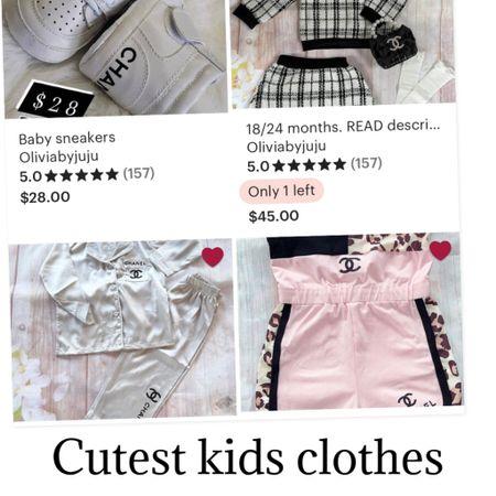 Kids Chanel   #LTKunder50 #LTKkids #LTKunder100